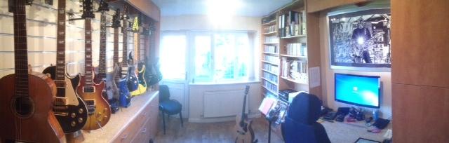 Guitar Lessons Studio Wolverhampton