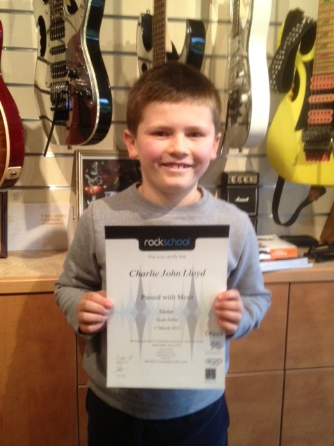 Guitar Tuition Wolverhampton