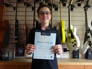 Matt Grade 6 Distinction